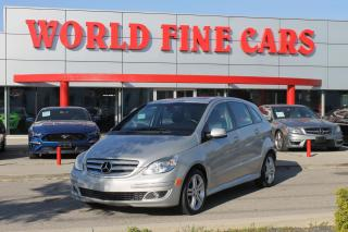 Used 2008 Mercedes-Benz B-Class Turbo for sale in Etobicoke, ON