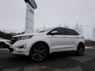 Used 2017 Ford Edge SPORT for sale in Embrun, ON