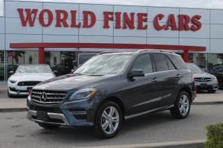 Used 2013 Mercedes-Benz ML-Class | Accident Free | Ontario Car | Diesel | AWD for sale in Etobicoke, ON