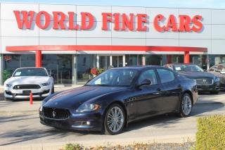 Used 2011 Maserati Quattroporte S | One Owner | Accident Free | 400+ HP for sale in Etobicoke, ON