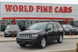 Used 2014 Jeep Compass Sport/North | Accident Free | 4x4 | 5-Speed! for sale in Etobicoke, ON