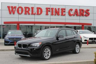 Used 2014 BMW X1 xDrive28i | AWD for sale in Etobicoke, ON
