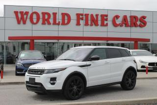 Used 2014 Land Rover Evoque Dynamic | *One Owner* | Accident Free! | 4x4! for sale in Etobicoke, ON