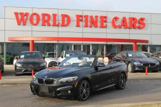 Used 2018 BMW 2-Series 230 i xDrive | Accident Free! | *One Owner* | LOW Mileage for sale in Etobicoke, ON