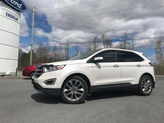 Used 2015 Ford Edge Titanium for sale in Embrun, ON