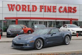 Used 2011 Chevrolet Corvette ZR1 | *630+ HP* | 6-Speed! | Rare! for sale in Etobicoke, ON