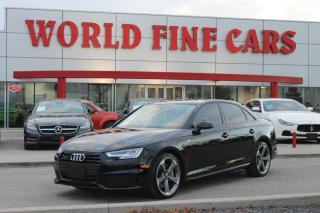 Used 2018 Audi A4 2.0T Progressiv | Accident Free! | *One Owner* | Quattro for sale in Etobicoke, ON