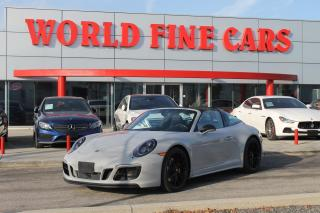 Used 2018 Porsche 911 Targa 4 GTS MSRPover 200K! Loaded! | PDK for sale in Etobicoke, ON