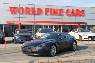 Used 2007 Aston Martin V8 Vantage | Accident Free | 380 HP! for sale in Etobicoke, ON