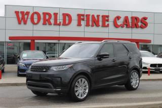 Used 2017 Land Rover Discovery First Edition | *One Owner* | 4x4! | 7-Seats for sale in Etobicoke, ON