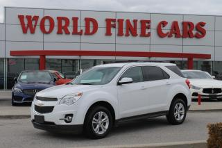 Used 2012 Chevrolet Equinox 2LT | Ontario Local | AWD! for sale in Etobicoke, ON