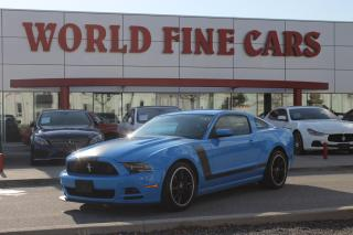 Used 2013 Ford Mustang Boss 302 | Accident Free! | 440 HP | *6-Speed* for sale in Etobicoke, ON