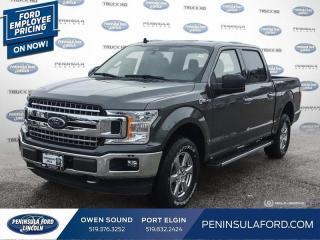 New 2020 Ford F-150 XLT - $258 B/W for sale in Port Elgin, ON