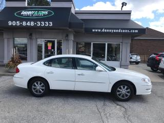 Used 2008 Buick Allure CX for sale in Mississauga, ON