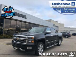 Used 2015 Chevrolet Silverado 1500 High Country for sale in St. Thomas, ON