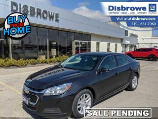 Used 2015 Chevrolet Malibu LT for sale in St. Thomas, ON