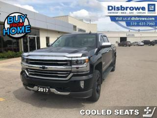 Used 2017 Chevrolet Silverado 1500 High Country for sale in St. Thomas, ON