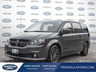 Used 2019 Dodge Grand Caravan GT for sale in Port Elgin, ON