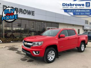 Used 2017 Chevrolet Colorado LT for sale in St. Thomas, ON