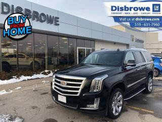 Used 2017 Cadillac Escalade LUXURY for sale in St. Thomas, ON