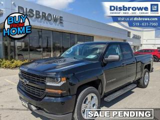 Used 2018 Chevrolet Silverado 1500 Custom for sale in St. Thomas, ON