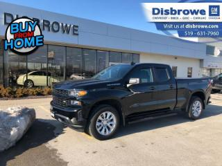 Used 2019 Chevrolet Silverado 1500 Custom for sale in St. Thomas, ON
