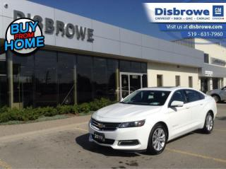 Used 2019 Chevrolet Impala LT for sale in St. Thomas, ON