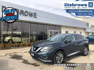 Used 2018 Nissan Murano AWD SL for sale in St. Thomas, ON