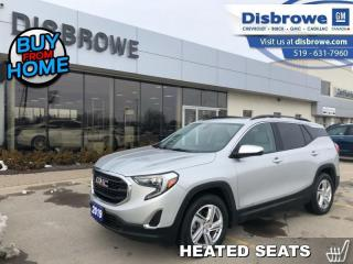 Used 2019 GMC Terrain SLE for sale in St. Thomas, ON