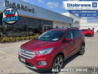 Used 2018 Ford Escape SEL for sale in St. Thomas, ON