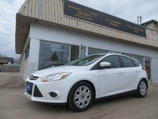 Used 2014 Ford Focus SE,AUTOMATIC,BLUETOOTH,CERTIFIED for sale in Mississauga, ON