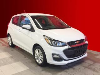 New 2020 Chevrolet Spark 1LT CVT - OnStar - SiriusXM for sale in Listowel, ON