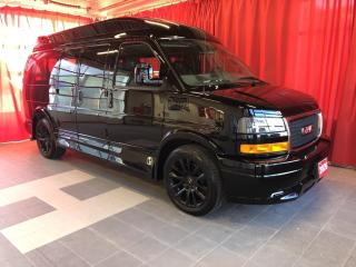 New 2020 GMC Savana 2500 4x4 | 7 Passenger | Black Leather Seats | Entertainment Features for sale in Listowel, ON