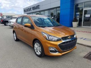 New 2020 Chevrolet Spark 1LT CVT - SiriusXM - OnStar for sale in Listowel, ON