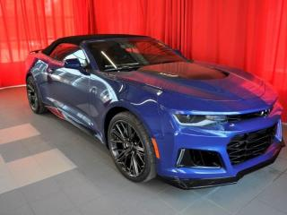 New 2020 Chevrolet Camaro ZL1 - Navigation - Heated Seats for sale in Listowel, ON
