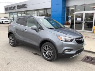 New 2020 Buick Encore Sport Touring for sale in Listowel, ON