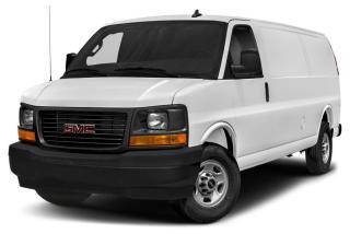 New 2020 GMC Savana 2500 Work Van for sale in Listowel, ON