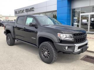 New 2020 Chevrolet Colorado ZR2 for sale in Listowel, ON