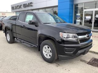 New 2020 Chevrolet Colorado WT for sale in Listowel, ON