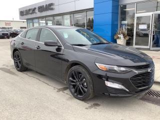New 2020 Chevrolet Malibu LT for sale in Listowel, ON