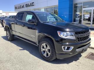 New 2020 Chevrolet Colorado Z71 for sale in Listowel, ON