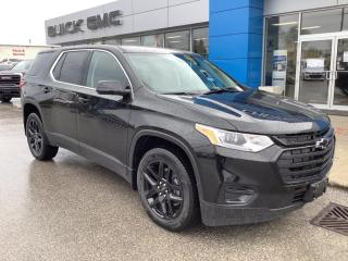New 2020 Chevrolet Traverse LS for sale in Listowel, ON