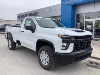New 2020 Chevrolet Silverado 2500 HD Work Truck for sale in Listowel, ON