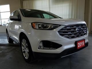 Used 2019 Ford Edge Titanium AWD | 19