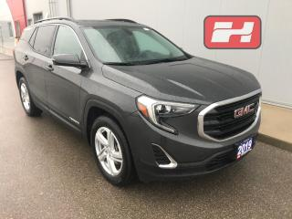 Used 2019 GMC Terrain SLE AWD | Cloth | Sunroof | Navigation for sale in Stratford, ON