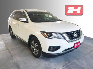 Used 2018 Nissan Pathfinder S 8 Passenger | Remote Keyless Entry | Rear Vision Camera for sale in Stratford, ON