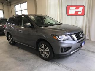 Used 2019 Nissan Pathfinder SV Tech 7 Passenger   Remote Keyless Entry   Rear Vision Camera for sale in Stratford, ON