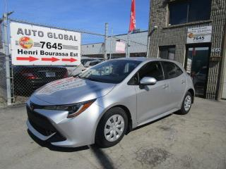 Used 2019 Toyota Corolla CVT for sale in Montréal, QC