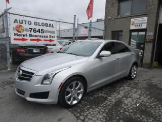 Used 2013 Cadillac ATS Berline 2.0L 4 portes, de luxe, AWD for sale in Montréal, QC