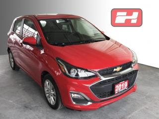 Used 2019 Chevrolet Spark 1LT CVT FWD | Keyless Entry | Chevrolet Infotainment for sale in Stratford, ON